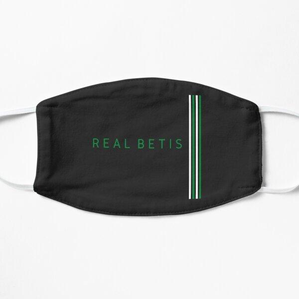 Real Betis España Mascarilla plana