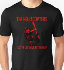 Camiseta ajustada The Hellacopters Tribute Shirt