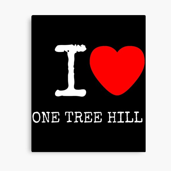 One Tree Hill Fans Canvas Print