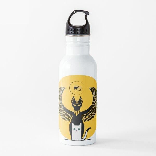 Egyptian cat Water Bottle