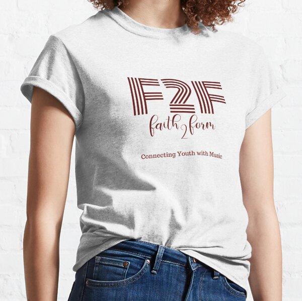Faith 2 Form Logo Gear Classic T-Shirt