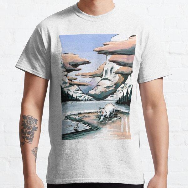 Arctic Dinos Classic T-Shirt