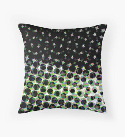 Pop Bubble Throw Pillow
