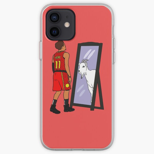 Trae Young Mirror GOAT iPhone Soft Case