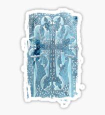 Celtic Blue - JUSTART ©  Sticker