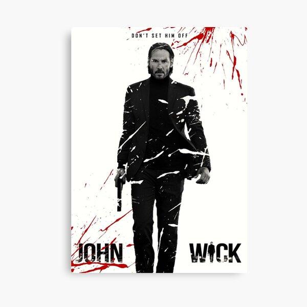 John Wick Canvas Print