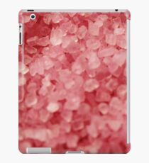Pink Bath Salts iPad Case/Skin