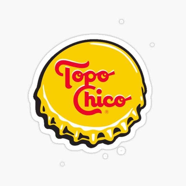 Topo chico Caps Sticker