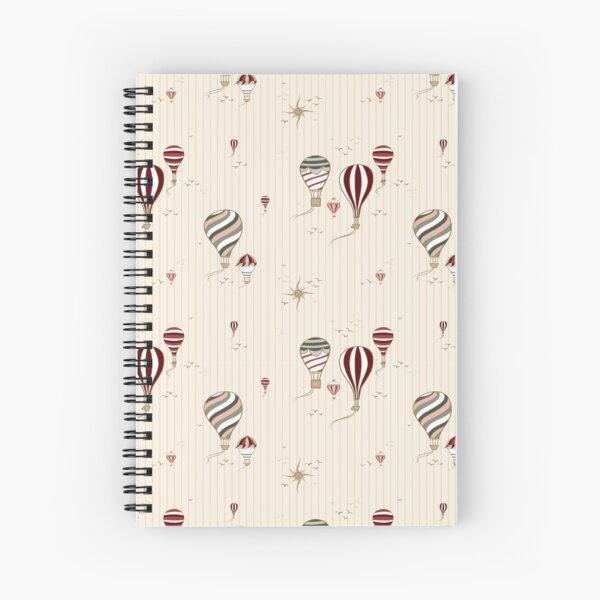 Up, Up, & Away Spiral Notebook