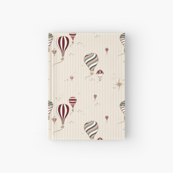 Up, Up, & Away Hardcover Journal