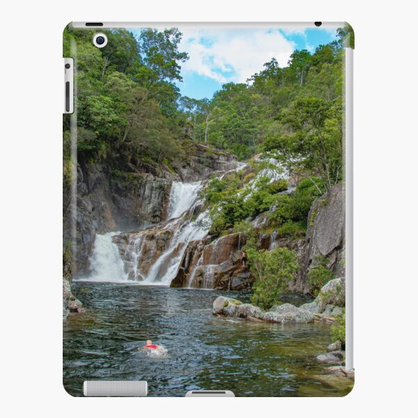 Behana Gorge, Cairns, Queensland- Photography Print  iPad Snap Case