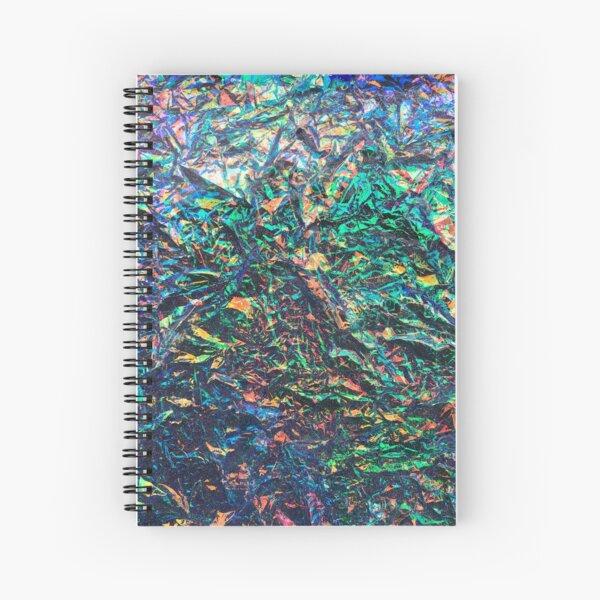 Iridescent Spiral Notebook