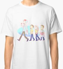 Rick and Morty- Pocket Mortys Classic T-Shirt