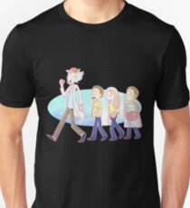 Rick and Morty- Pocket Mortys T-Shirt