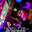 THE SPILT INK. PAINT ANYWHERE by thespiltink