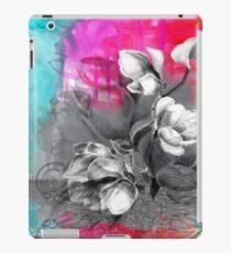 Saturated watercolor iPad Case/Skin