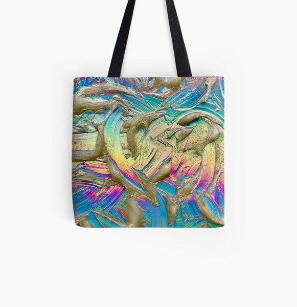 Swoosh All Over Print Tote Bag