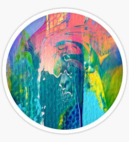 Psychotropic I Sticker