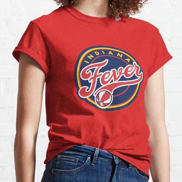 Fiebre de indiana de la WNBA Camiseta clásica