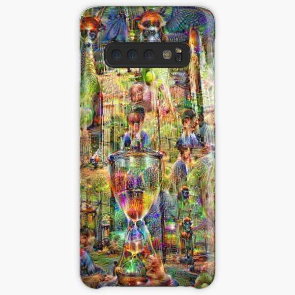 DeepDream Pictures, Cathedral 001 Samsung Galaxy Snap Case