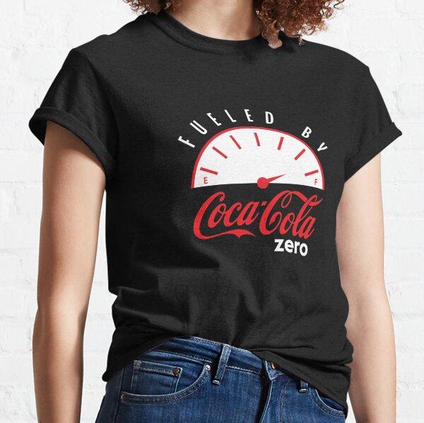 Fueled by Coke Zero Black Classic T-Shirt