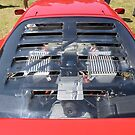 Ferrari F40 Engine by Tom Gregory