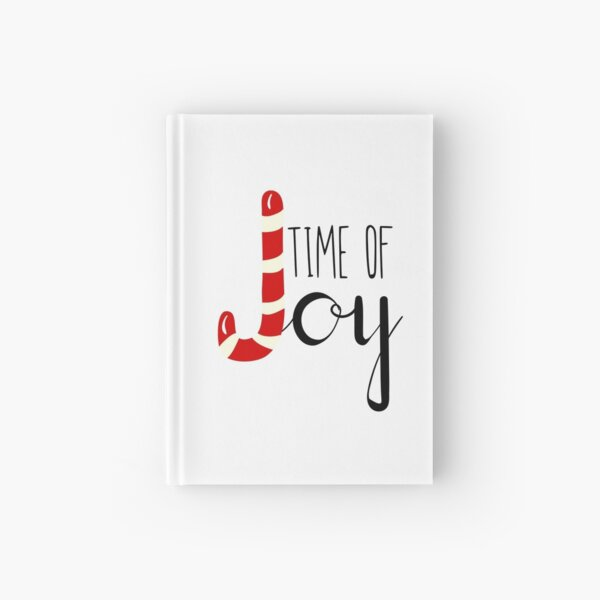 time of joy Hardcover Journal