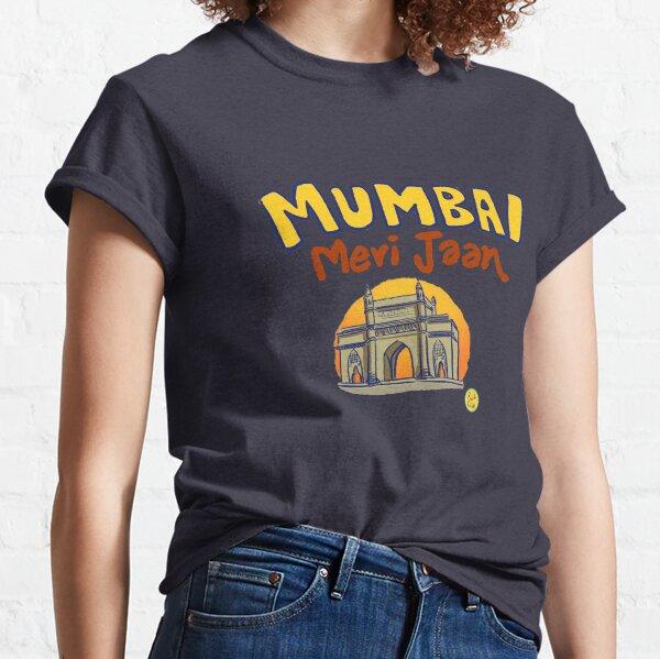 Mumbai meri Jaan Classic T-Shirt