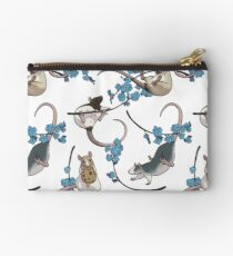 Forget Us Not Zipper Pouch