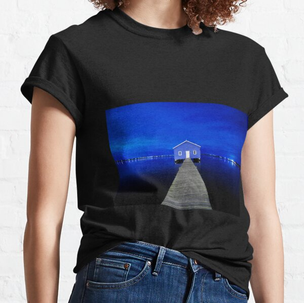 Crawley Edge Boatshed Classic T-Shirt