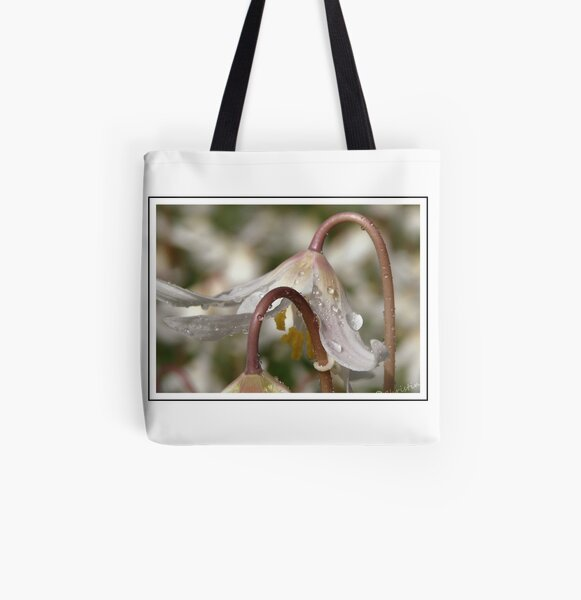 Friendly Support All Over Print Tote Bag