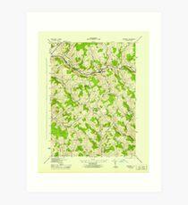 New York NY Treadwell 139359 1945 31680 Art Print