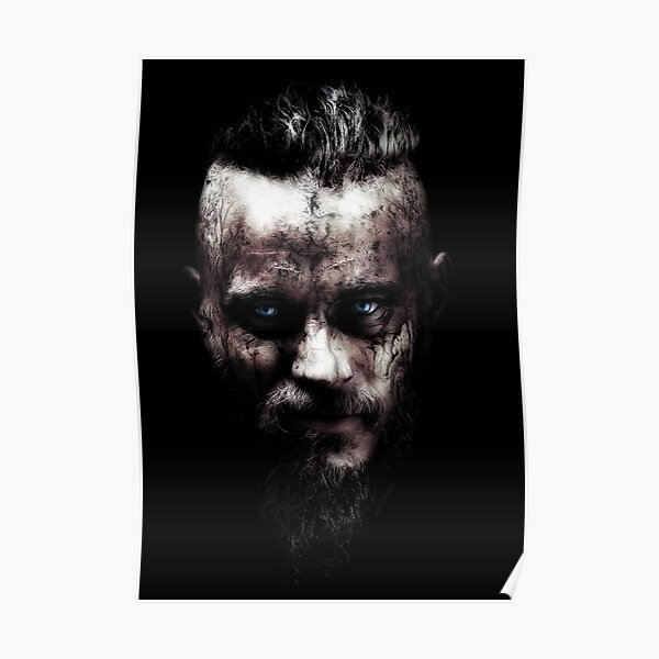 Vikings de Ragnar Lothbrok Poster