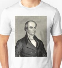 Daniel Webster - Defender of the constitution - 1851 - Currier & Ives T-Shirt