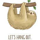 Let's Hang Out by Katie Corrigan