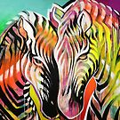 Zebras by Shannon Crees