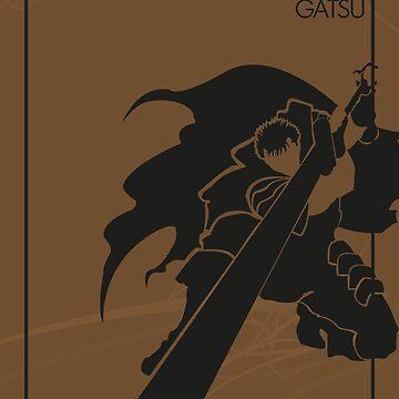 Gatsu by the-minimalist