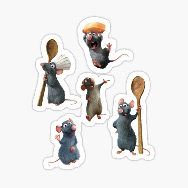 Ratatouille The Musical Sticker