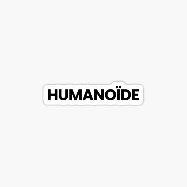 Humanoïde Sticker
