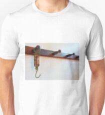 Antique Meat Scale Hook Unisex T-Shirt