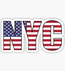 New York City NYC Sticker