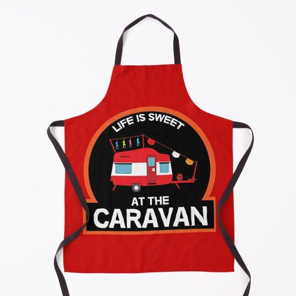 Funny Caravanning- Caravanning - Novelty Caravan Gifts - Best Fun Caravan Camping Apron