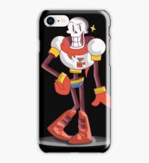 DANCE ROBOT - UNDERTALE iPhone Case/Skin
