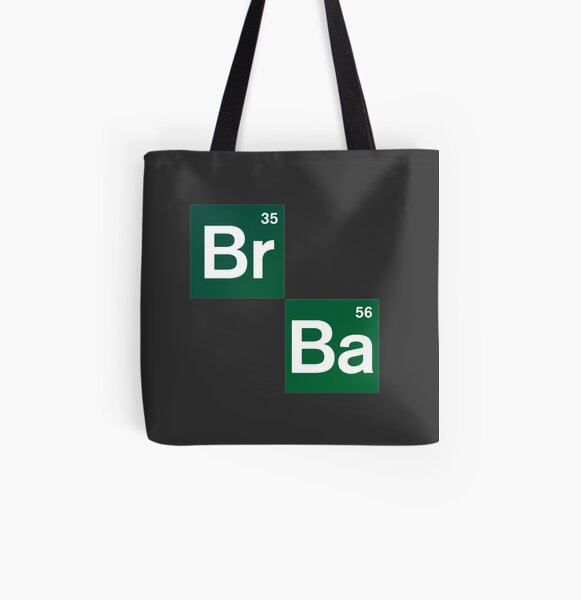 Breaking Bad Tote bag doublé