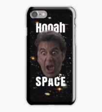 Hooah Space iPhone Case/Skin