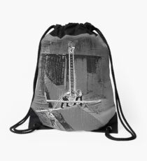 Safety first Drawstring Bag