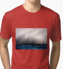 Late Afternoon on the Lake Tri-blend T-Shirt