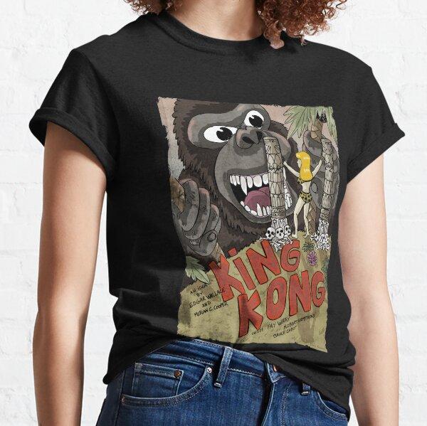 King Kong T-shirt classique
