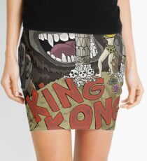King Kong Mini Skirt
