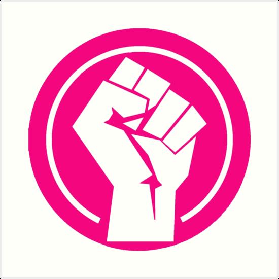 Image result for feminist fist